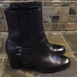 Cole Haan Heeled Ankle Boots Size 8